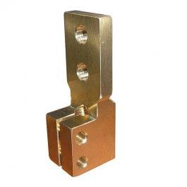 Зажим контактный к ТМ (ТМГ) 25-100 кВа